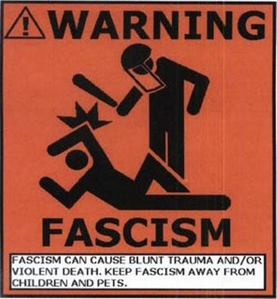 I Oppose Fascism But What Is Fascism Damien Marie Athope