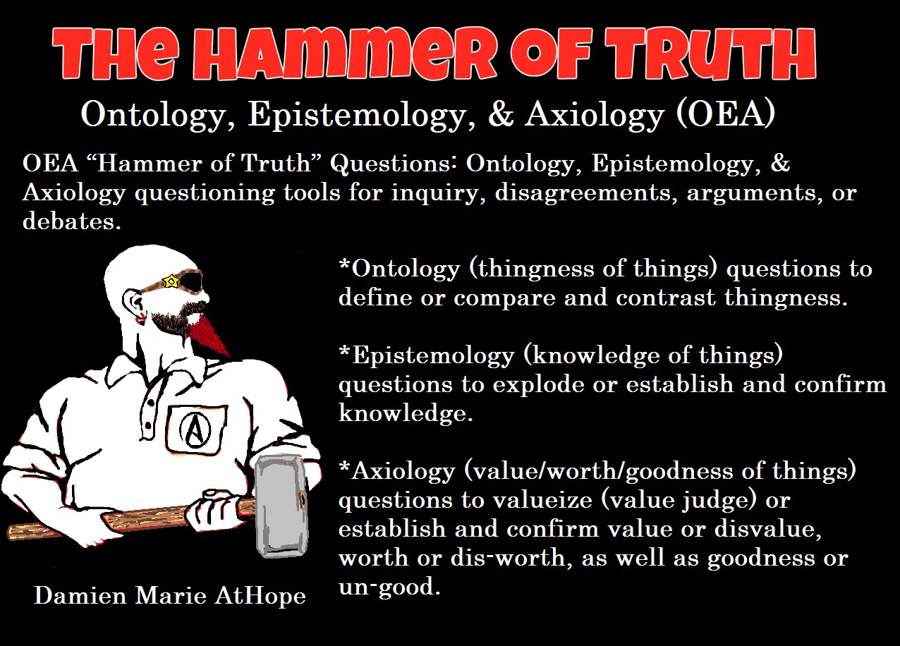 an argument of rival ontological and epistemological views Organize a specific way that you prefer to create knowledge for example taking a category of religious epistemology, discuss an ontological argument, or design-oriented argument for the existence of god, which falls under the category of religious epistemology.