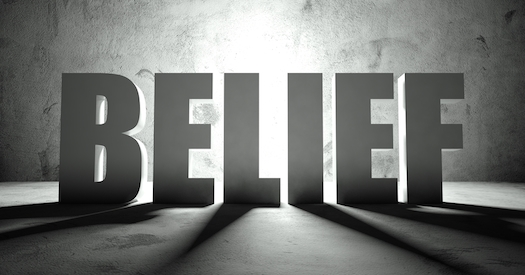 """I have no beliefs"""", is a Confusion (about beliefs) I Hear Some ..."""