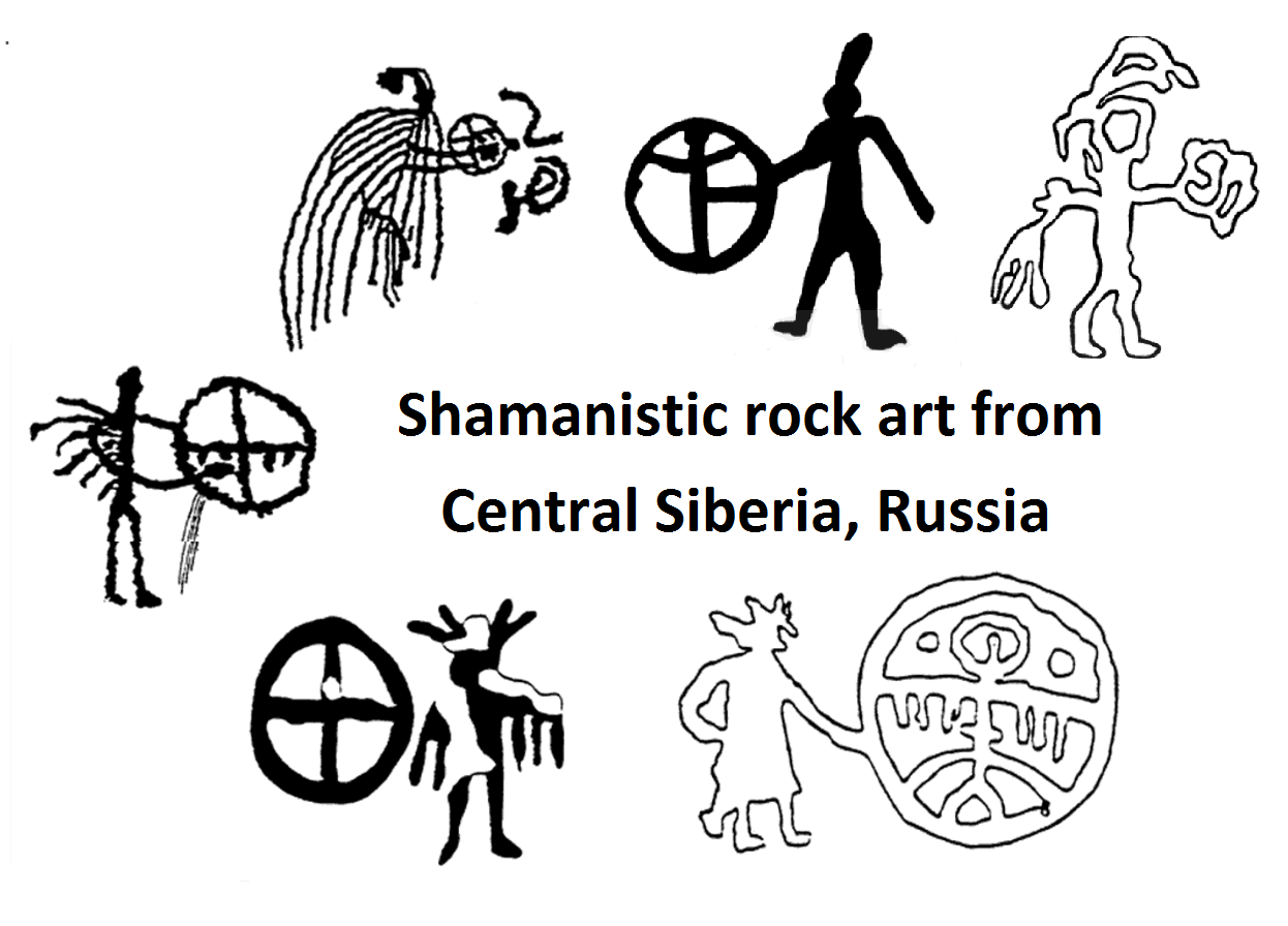 Shamanistic Rock Art From Central Aboriginal Siberians And