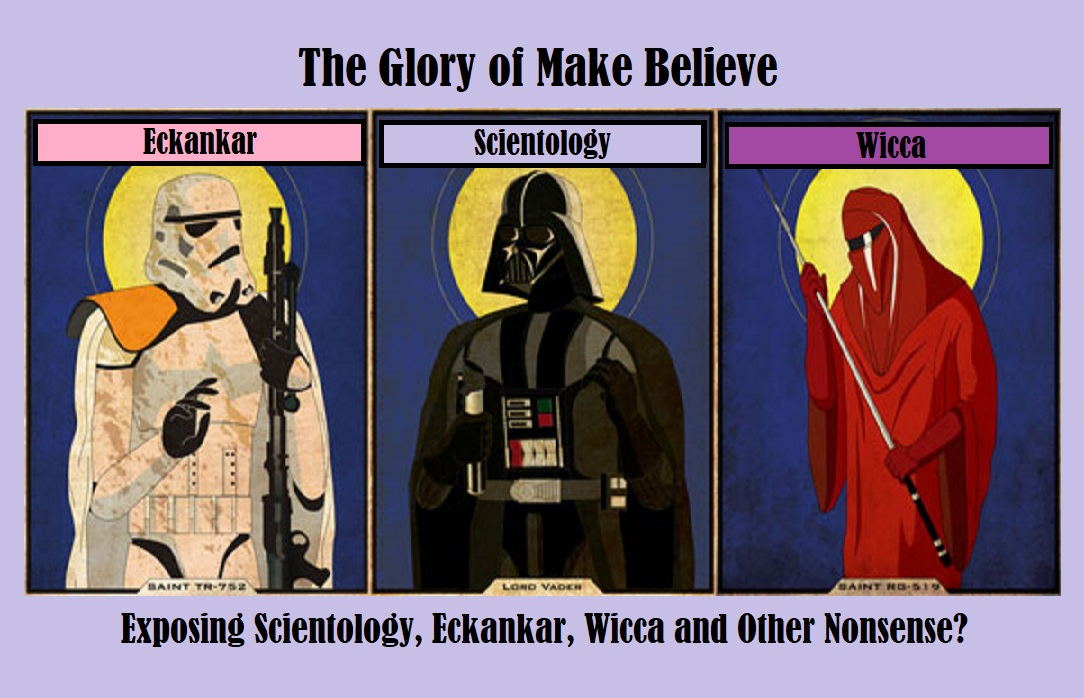 Exposing Scientology, Eckankar, Wicca and Other Nonsense