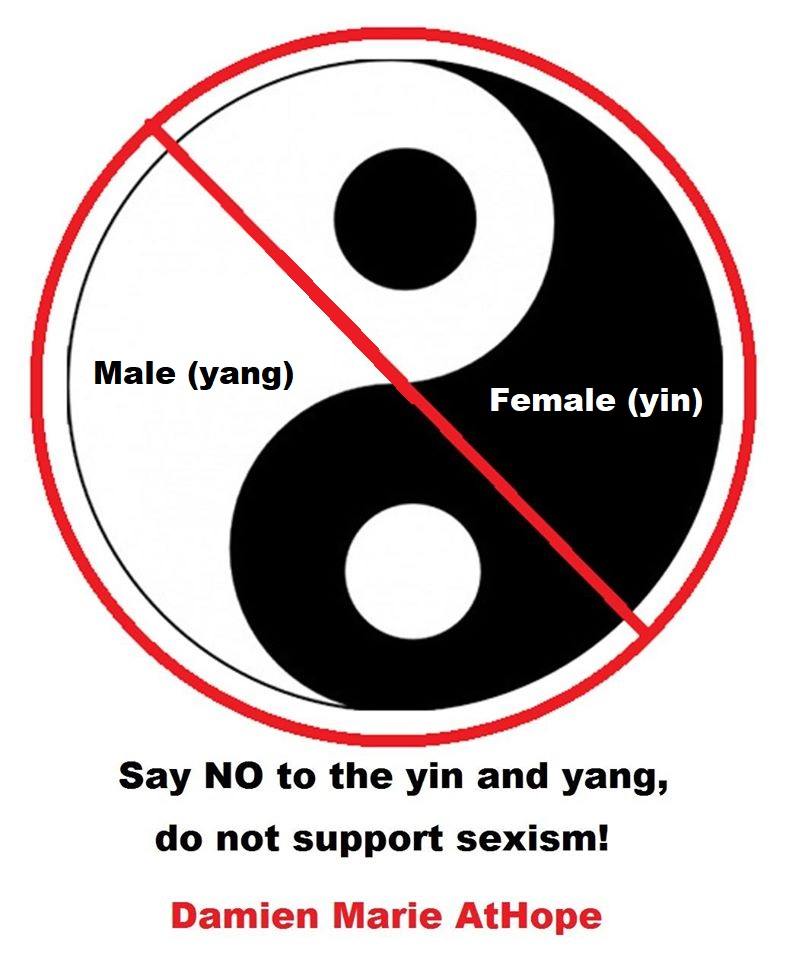 Yin And Yang Is Sexist With An Origin Around 2300 Years Ago
