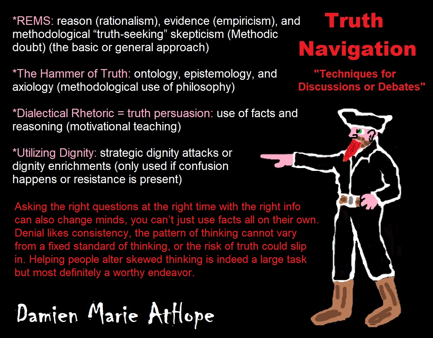 truth navigation and the fallacy of fideism faith ism damien