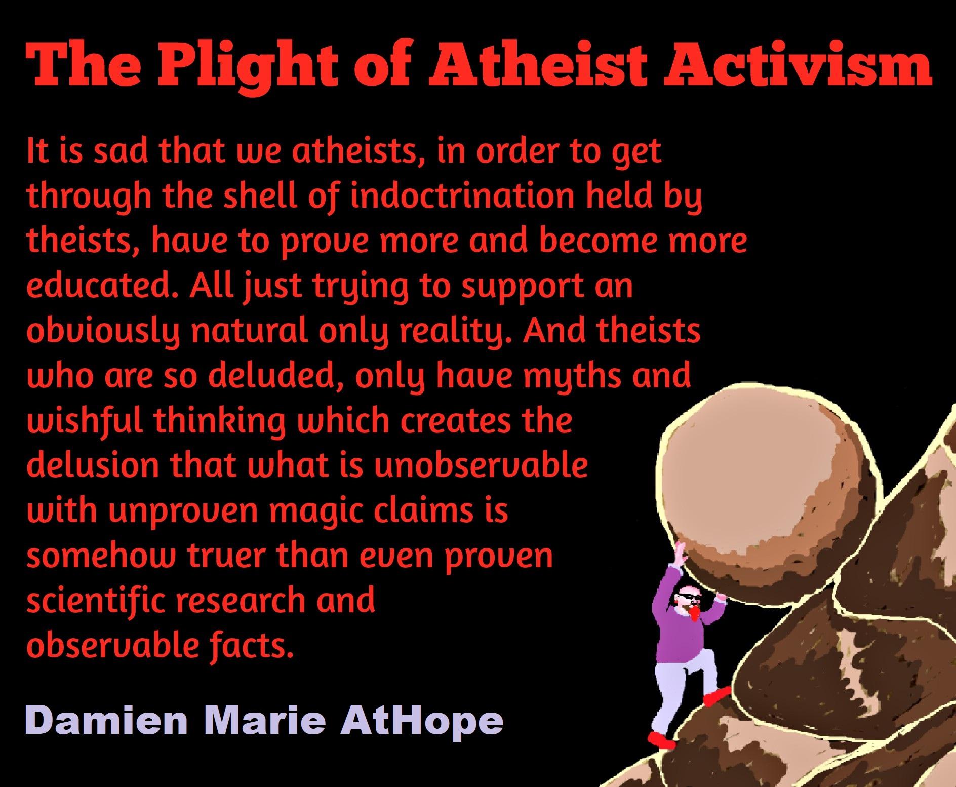 weak theism and weak atheism being called agnostic damien marie